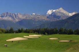 Golf Courses in the French Alps