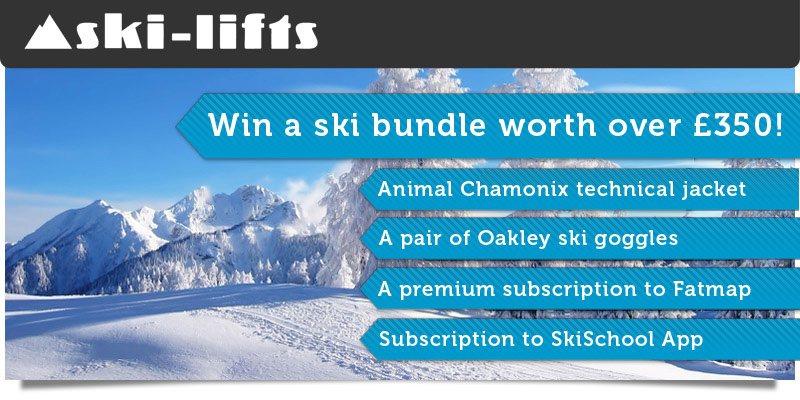 Win a Ski Bundle Worth Over £350