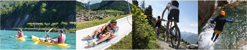 Summer in the Alps - Offers and Activities