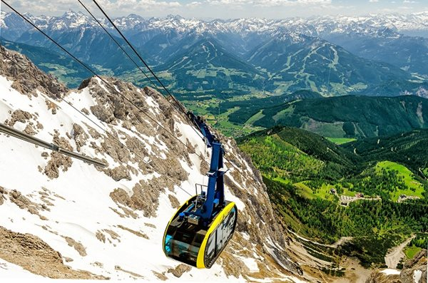 Chasing the snow - summer skiing in Europe