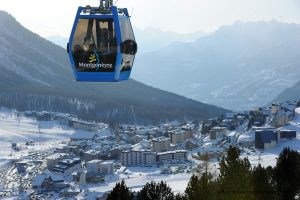 Airport Transfers to Montgenevre