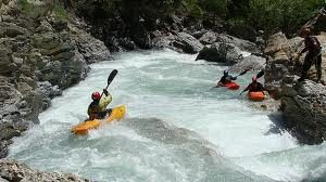Kayaking and Rafting in the Alps