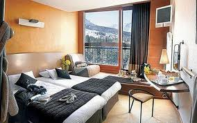 Hotel Accommodation in Les Arcs