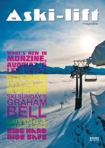 The Ski Lift' Magazine