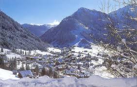 Getting to Chatel