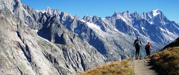 Mature and 50+ Holidays in the Alps