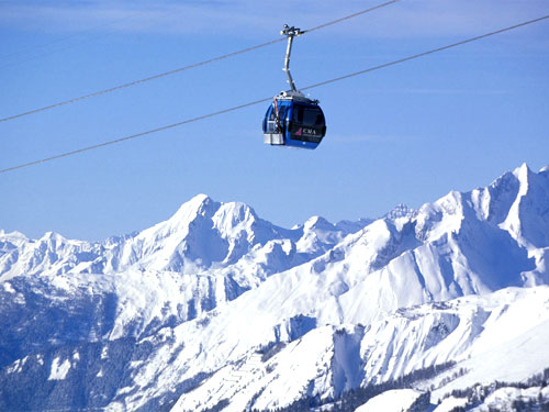 Airport Transfers to Crans Montana