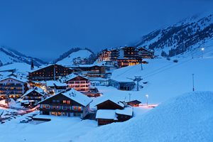 Airport Transfers to Obergurgl