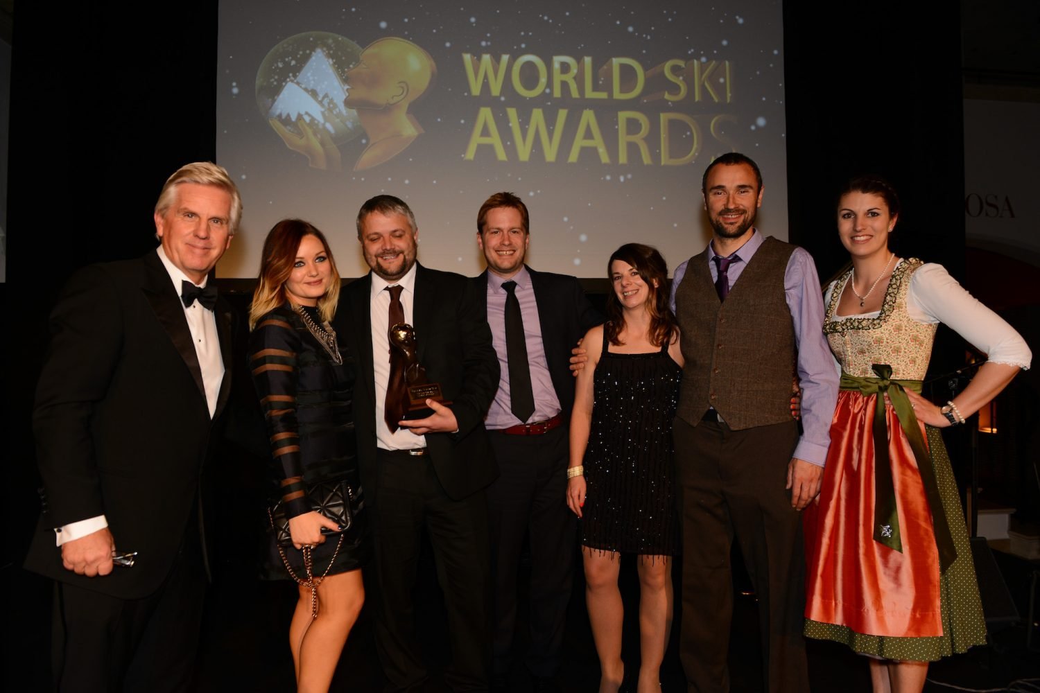 Ski-Lifts at the World Ski Awards