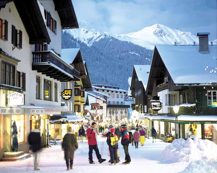 Airport Transfers to St Anton from Innsbruck, Salzburg and more!
