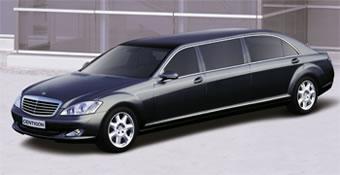 Luxury Limousine Transfers to Tignes