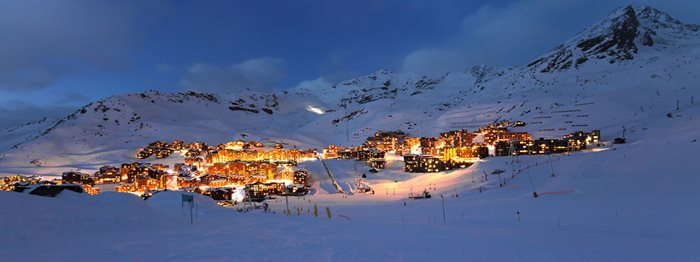 Val Thorens Airport Transfers to Geneva, Lyon, and Chambery Airports