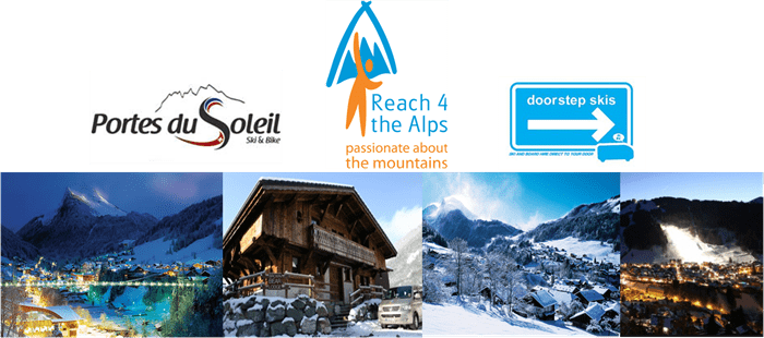 Win a Ski Holiday for 2 in the Alps!