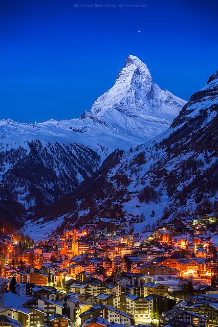 Airport Transfers to Zermatt