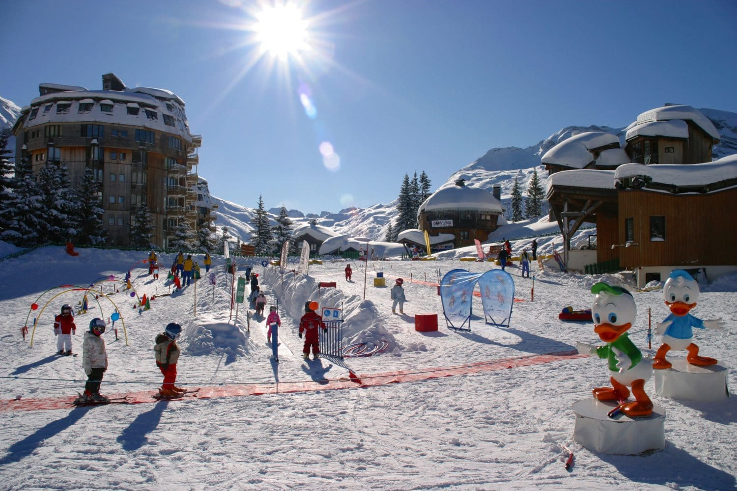 The Best Family Friendly Ski Resorts In France Ski Lifts