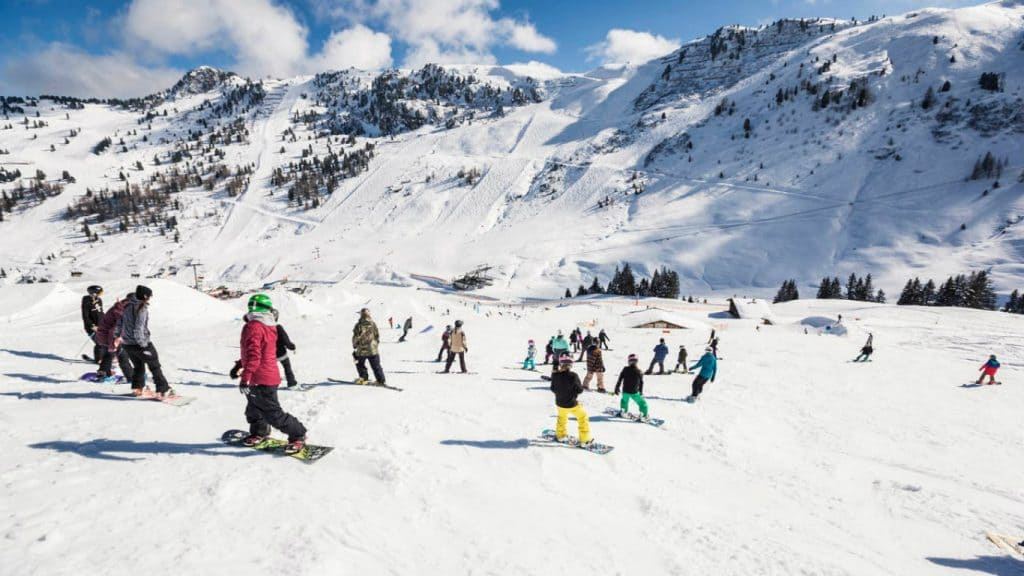 Top 10 Ski Resorts With Short Transfer Times