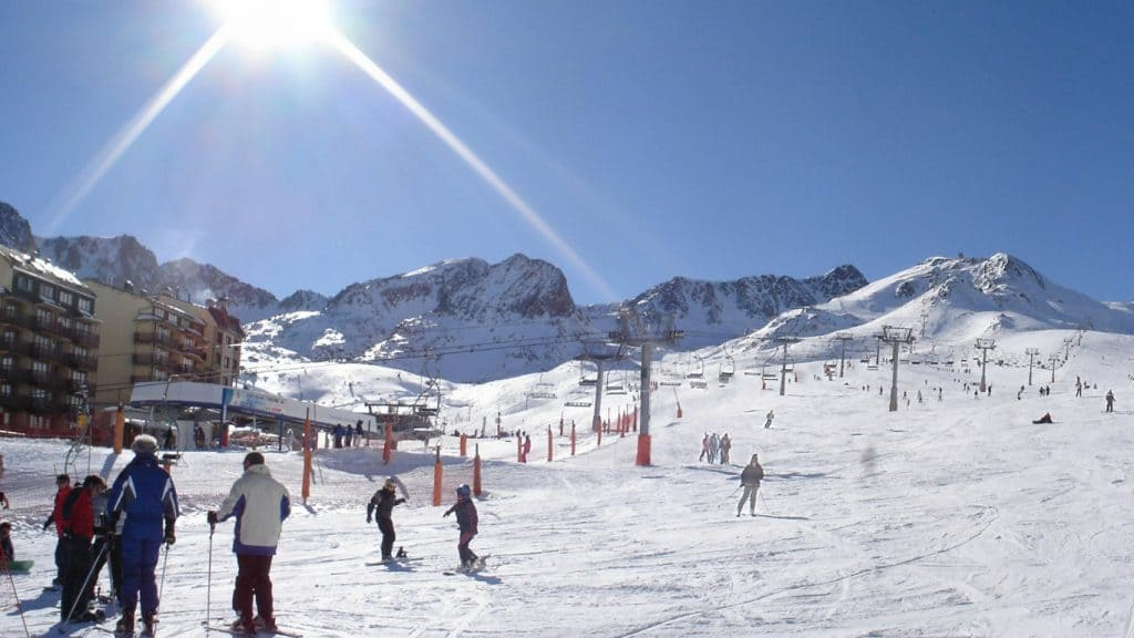 Where to Spend New Year in the Alps