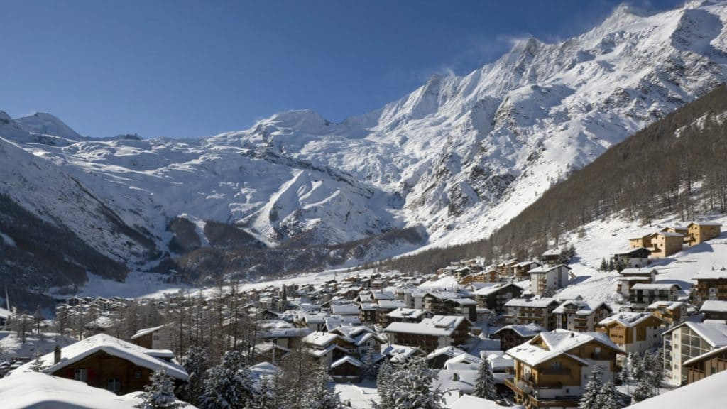 The Most Picturesque Ski Resorts in the Alps