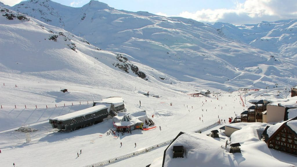 10 Ski Resorts in the Alps with Guaranteed Snow