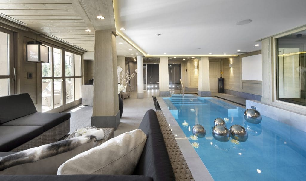 The Biggest and Best Luxury Ski Chalets in Courchevel 1850