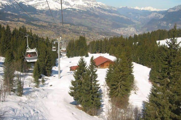 Megeve Ski Resort