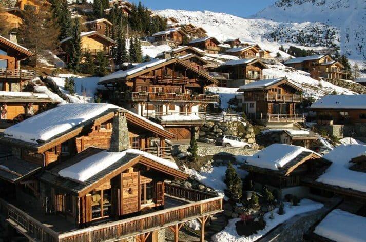 Verbier Ski Chalets
