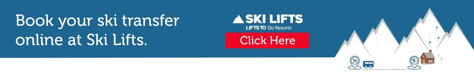 Book your ski transfer at Ski-Lifts