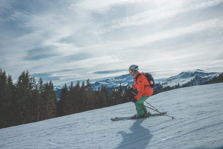Skier St Anton