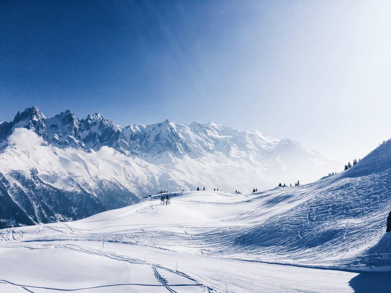 Chamonix Mountains, France