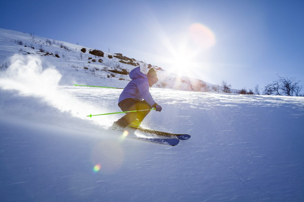 Get Fit for the Ski Season