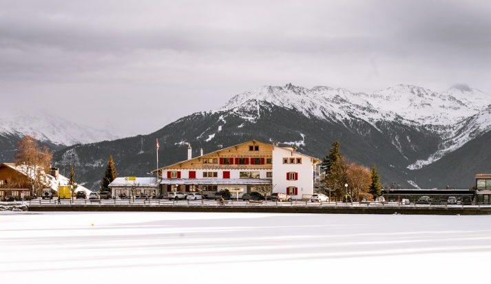 Crans Montana Resort