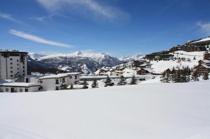 Sestriere ski resort