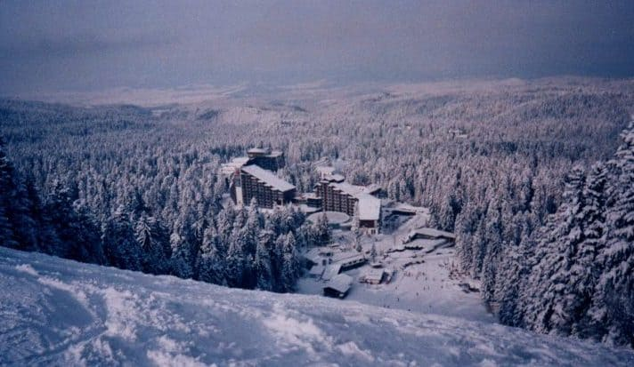 Borovets resort