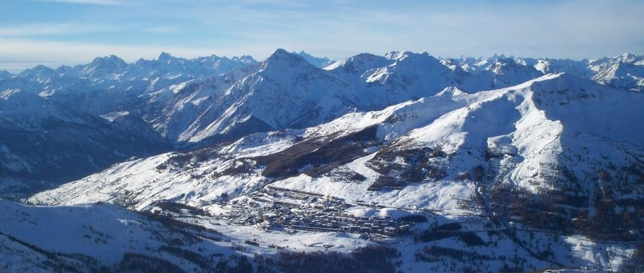 Ski Resorts in the Alps With the Most Black Runs