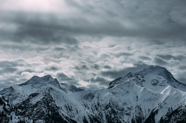 Alpe d'Heuz Mountains