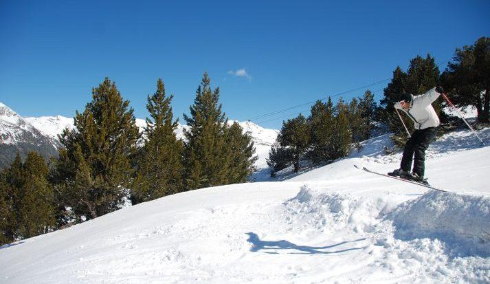Andorra Skier