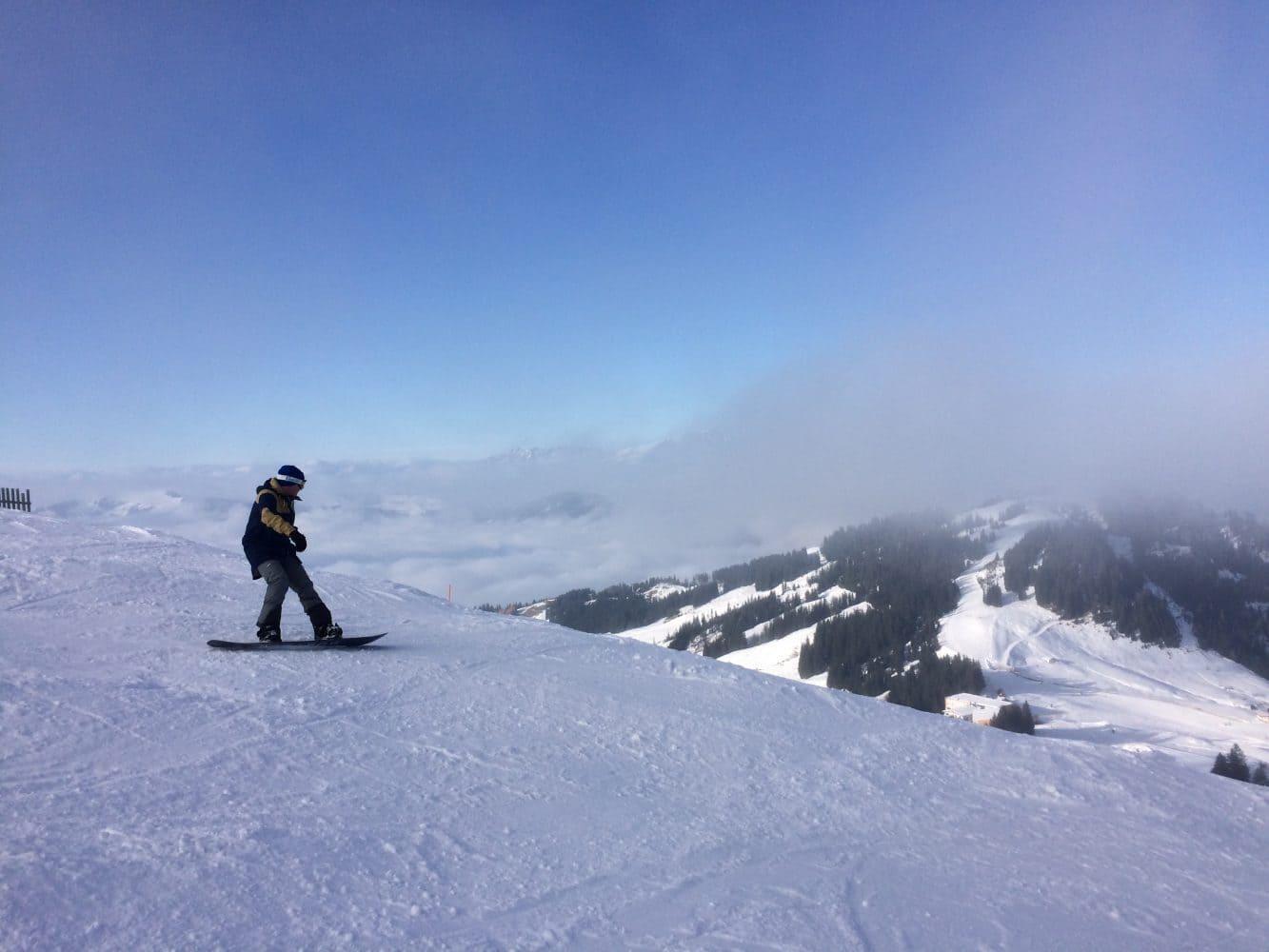snowboarding-kitzbuhel