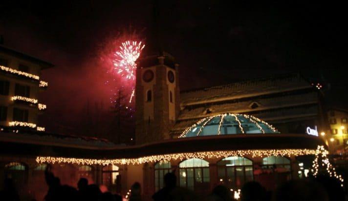 Zermatt New Year
