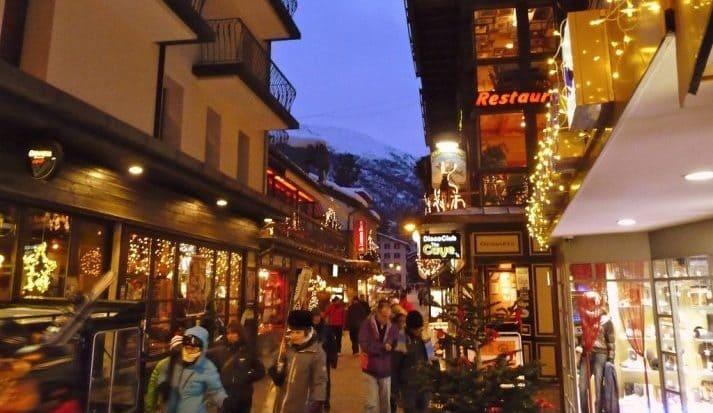 Zermatt Christmas