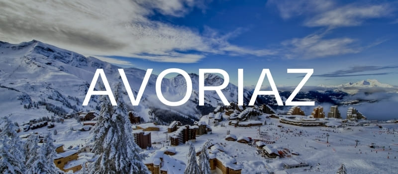 avoriaz airport transfers