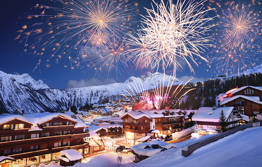 The Best Ski Resorts for Christmas