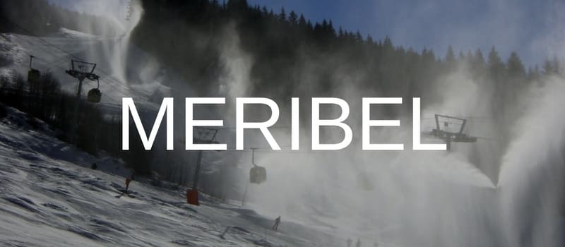 airport transfers to meribel