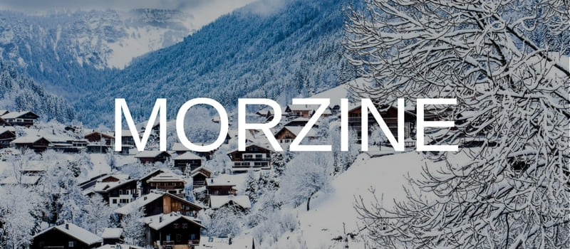 airport transfers to morzine