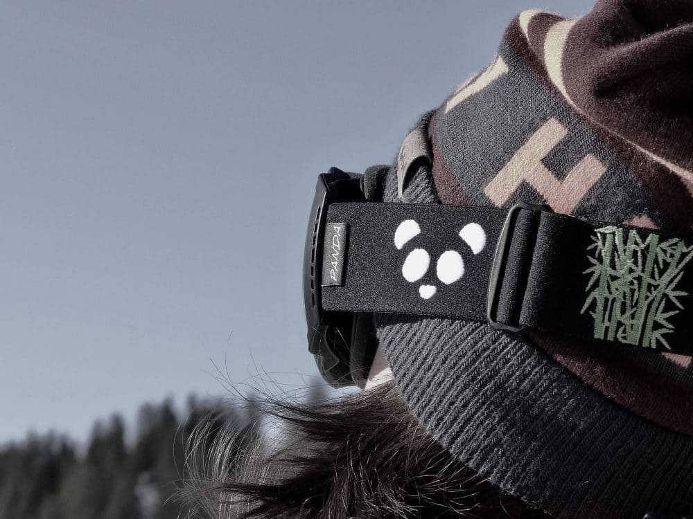 Win a Pair of Panda Optics Funnel Black Ski Goggles