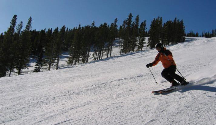 Breckenridge Skier
