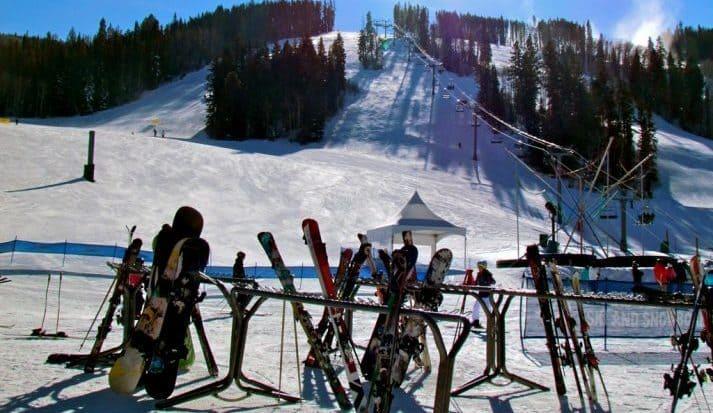 Ski resort in Beaver Creek