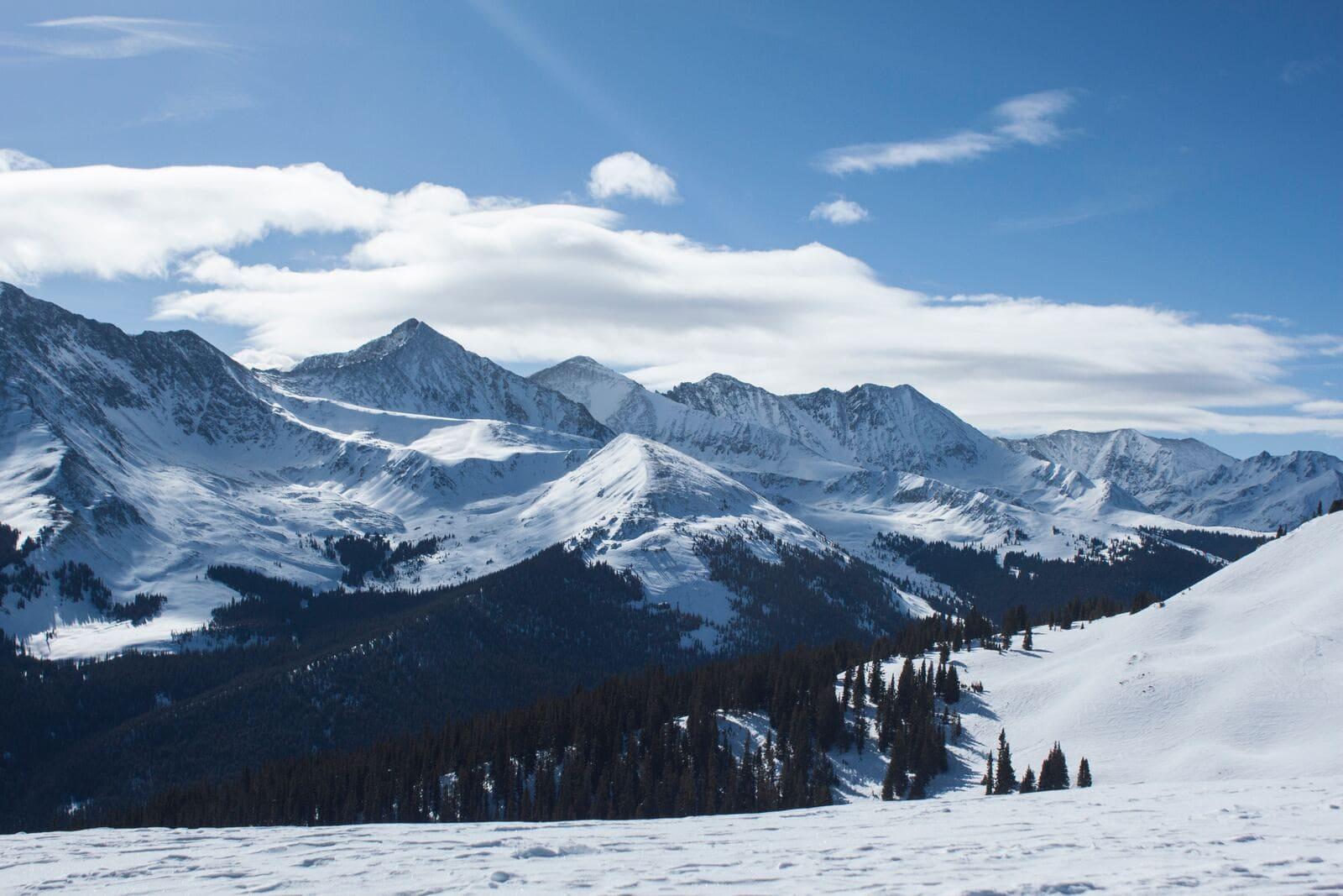 Copper Mountain Ski Resort, Colorado