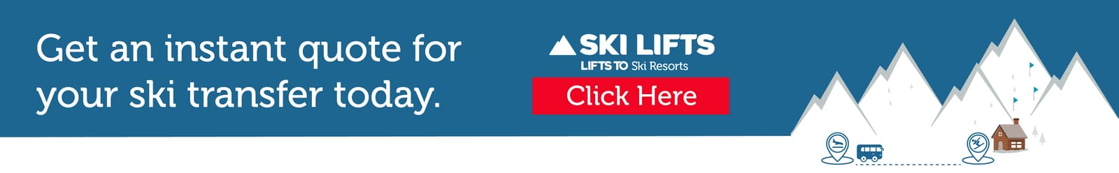 Get an instant quote for your ski transfer today