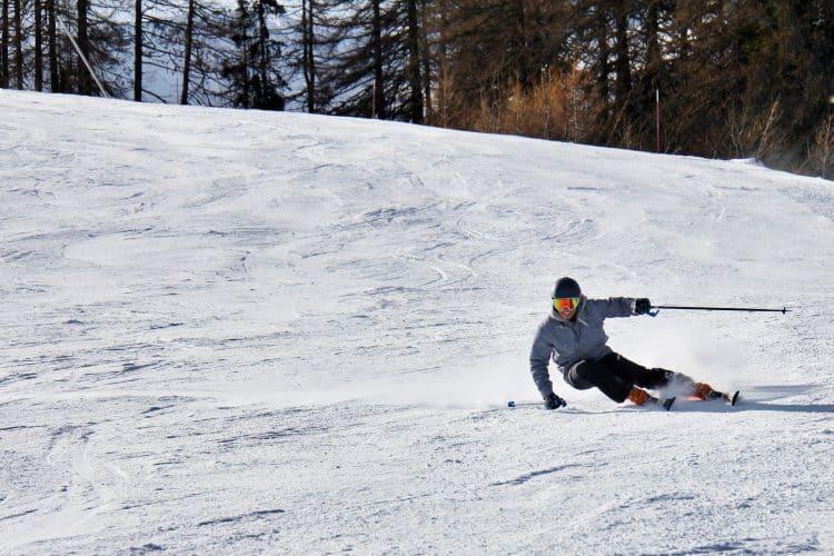 Emmenez vos skis à l'étranger