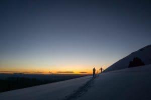 romantic ski resorts - ski lifts